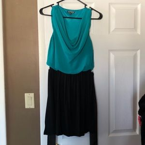 Two Tone Express Dress one day sale**